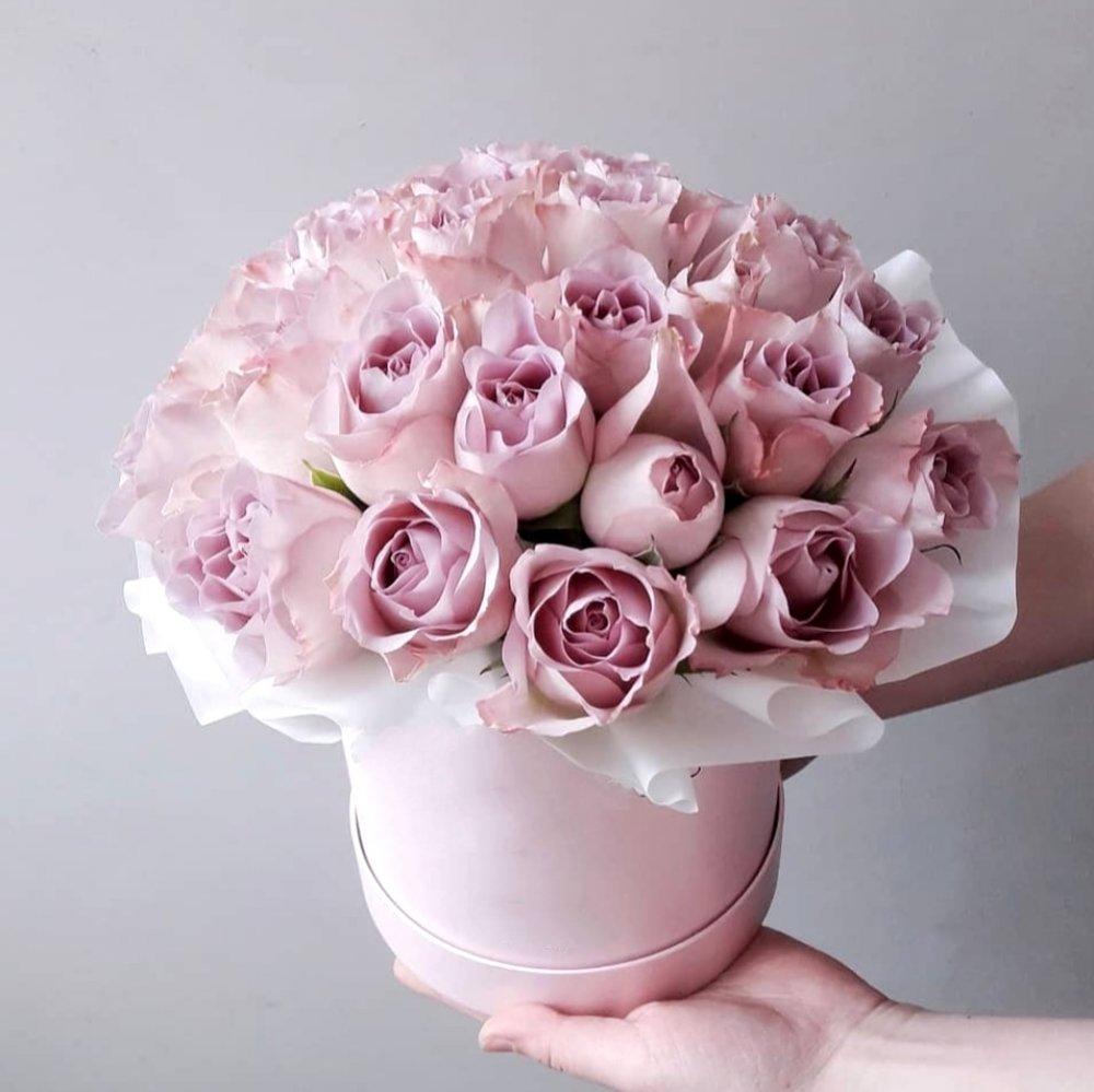 Букет с пионовидной розой Memory Lane