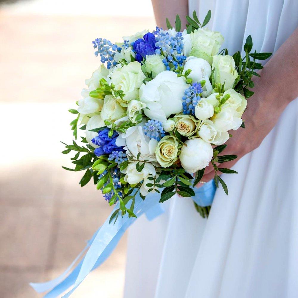 Букет невесты 25