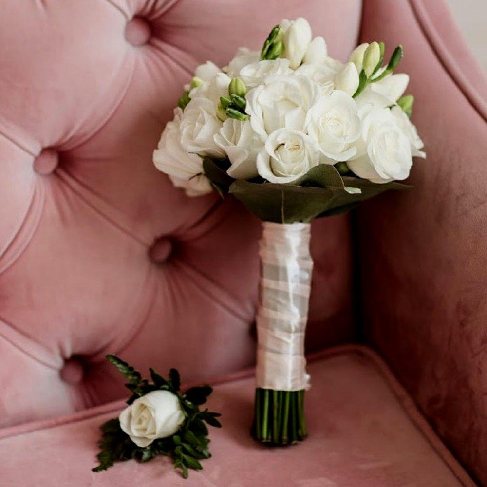 Букет невесты 28