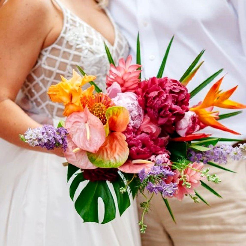 Букет невесты 42