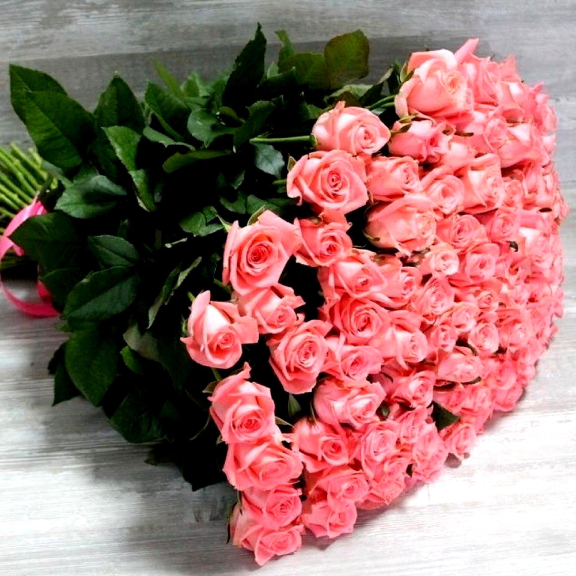 Букет - 101 роза
