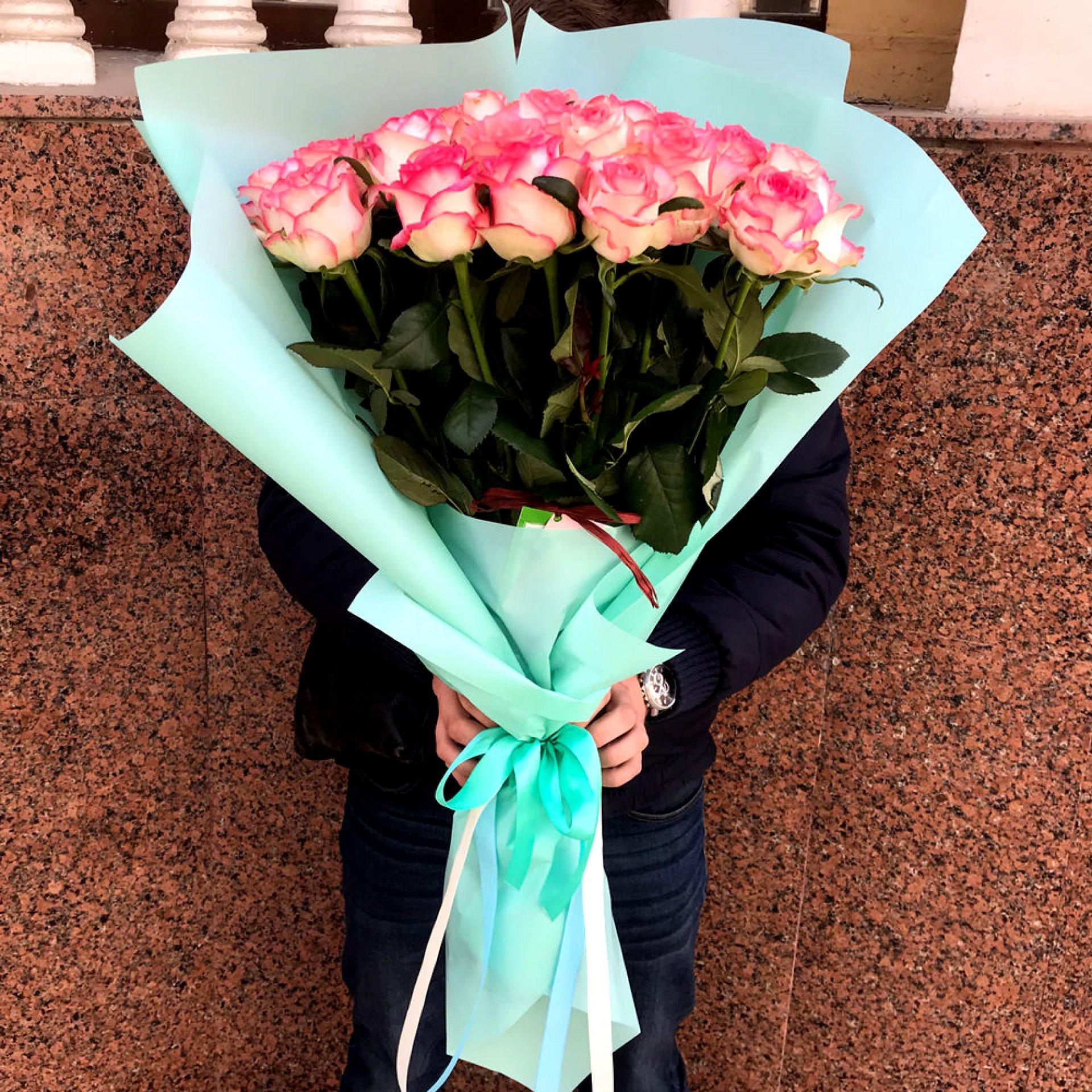 Букет цветов Milano