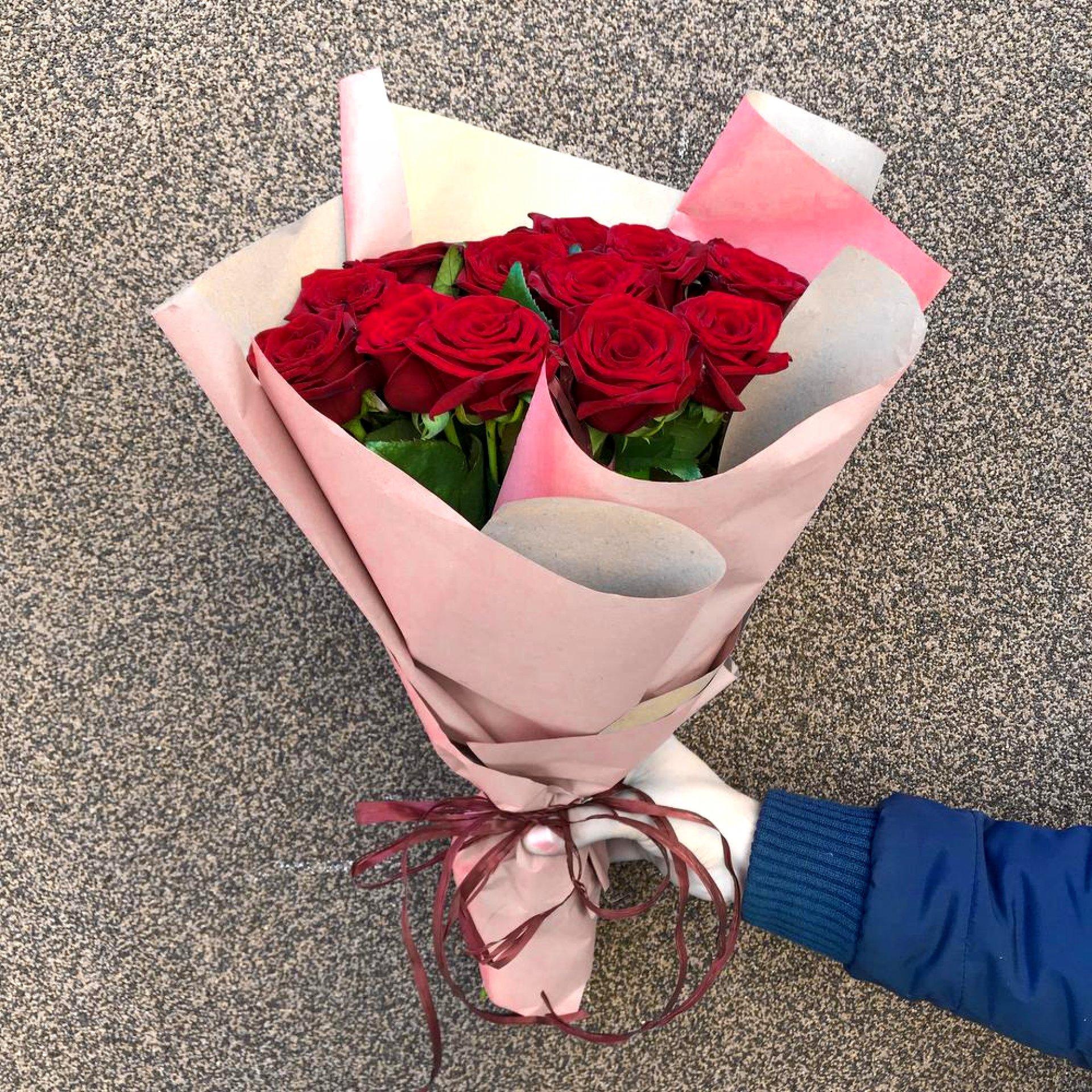 Букет роз Miss Classic
