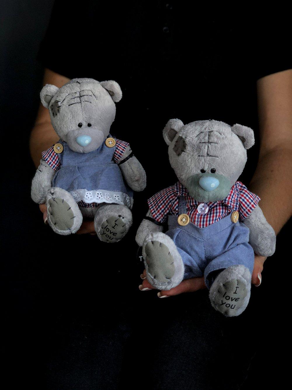 """Мягкие игрушки """"Мишки Teddy"""""""