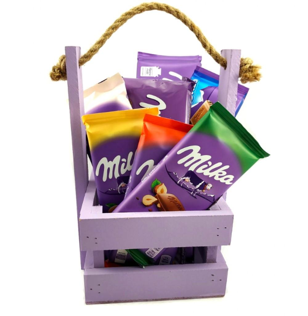 Подарочный набор «Milka»